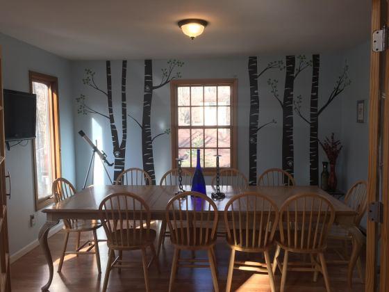 Formal Dinning room